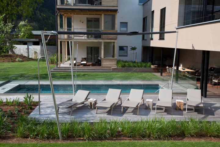 FREIRAUM Living Pool Liegestuehle