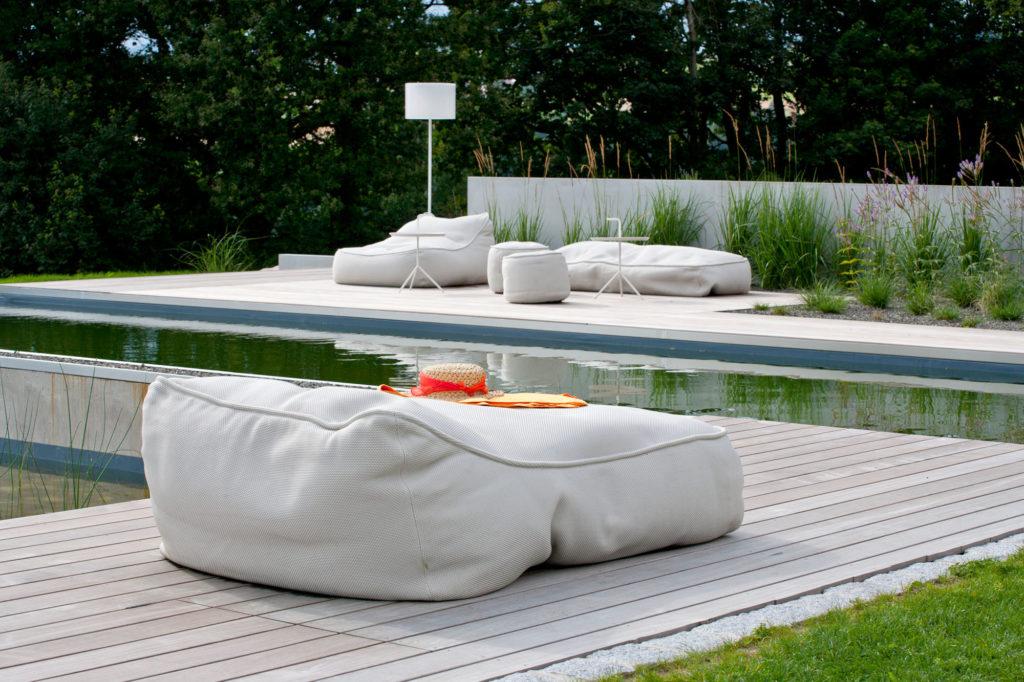 Stimmiges Konzept des Gartenarchitekten aus Oberösterreich - FREIRAUM