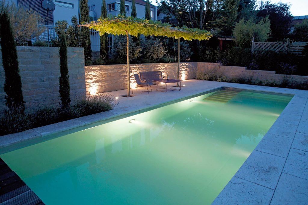 FREIRAUM Pool Unterwasserbeleuchtung