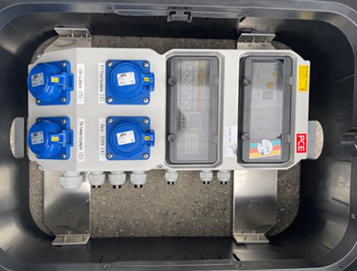 FREIRAUM Elektroinstallationsbox